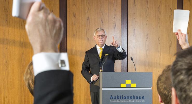 Immobilien-Frühjahrsauktion März 2021 in Essen