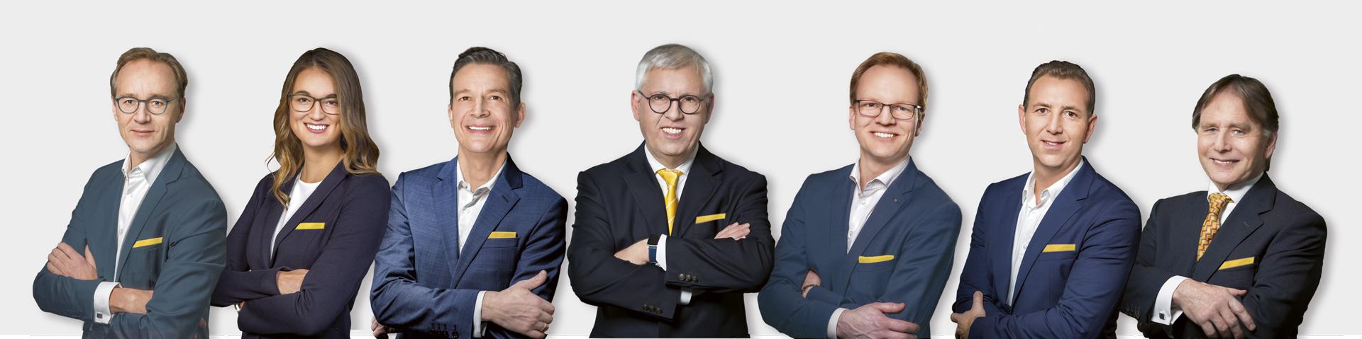 Das Auktionshaus-Team für Ihre Versteigerung