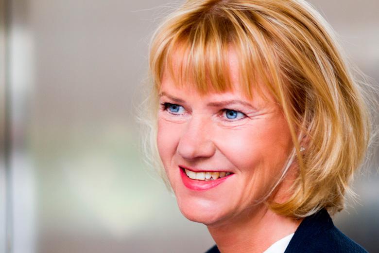 Claudia Scherrer, private Verkäuferin